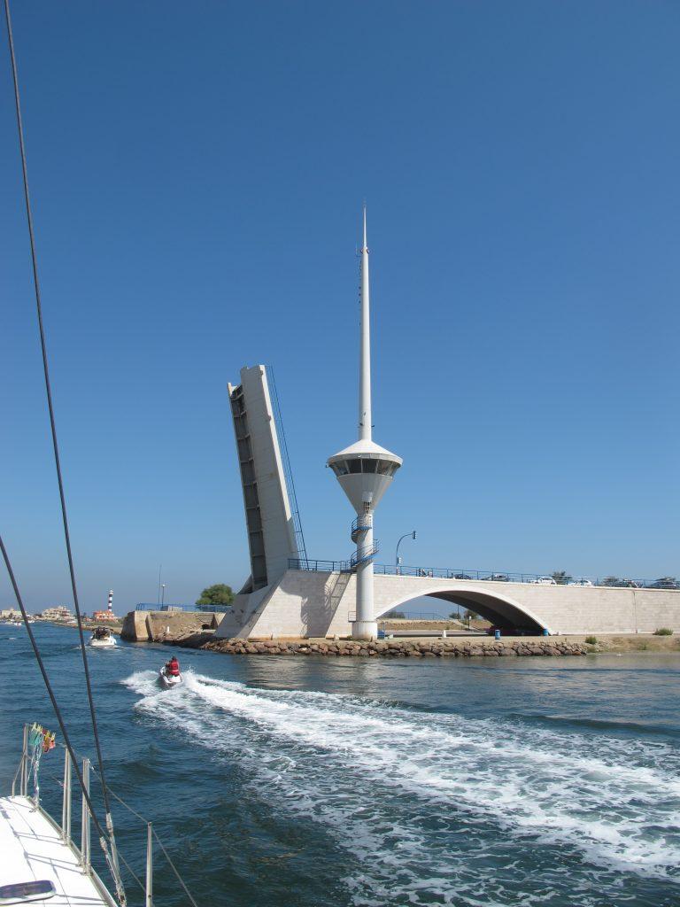 Fantastisk flott kontrolltårn