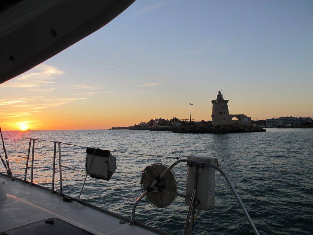 Adios Puerto Sherry og Spania.