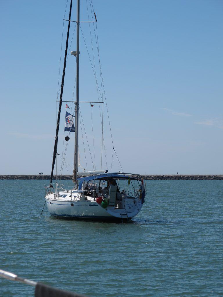 ARC nabo. Den tredje ARC båten vi har sett.