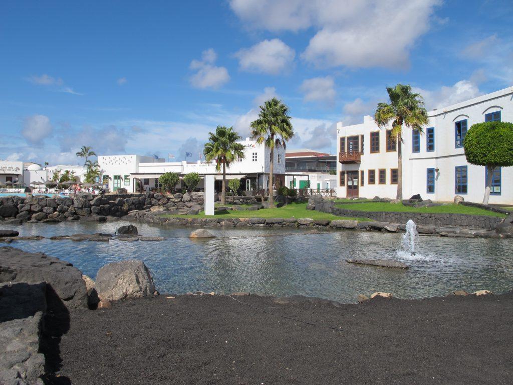 Mange nydelige plasser rundt marinaen.