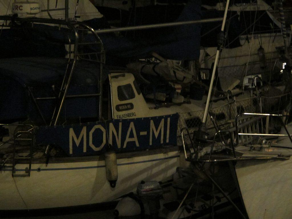 Det er visst ikke bare Per som har dilla på Mona.