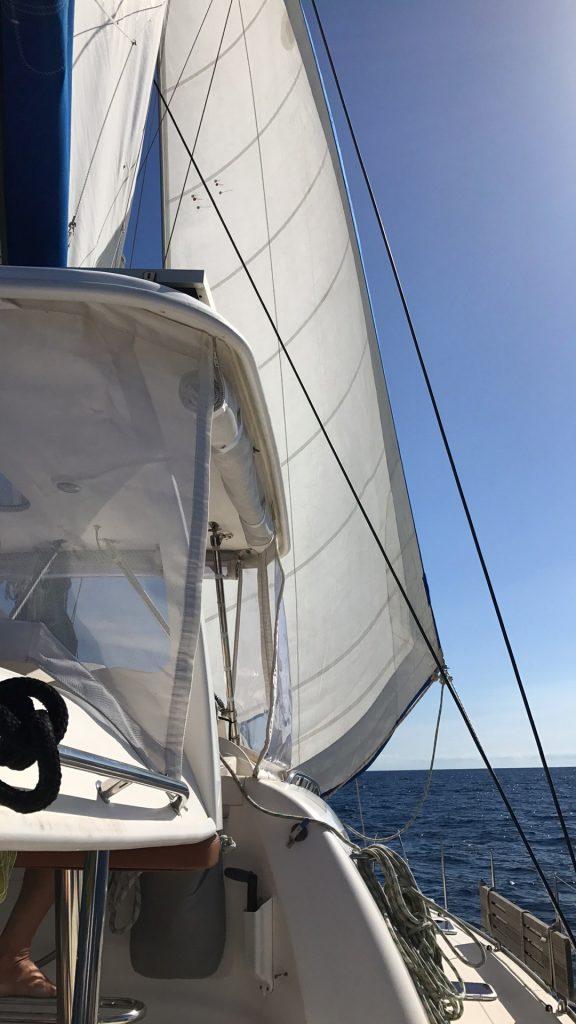 Endelig på havet (Foto: Robert Jaques de Vries)