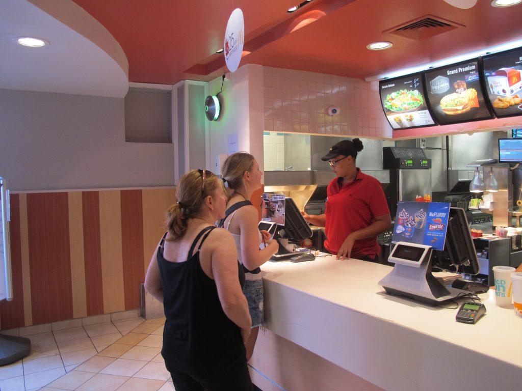 McDonalds har alt hva et Rikke hjerte kan ønske. Det er litt verre med oss andre.